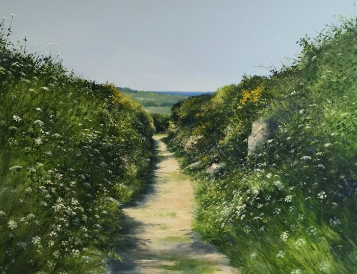 Meet the Artist - Heather Howe @ The Customs House Gallery | Porthleven | England | United Kingdom