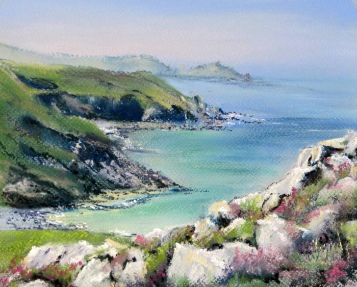 Meet the Artist at Customs House Galllery - Lin Williams @ Customs House Gallery | Porthleven | England | United Kingdom